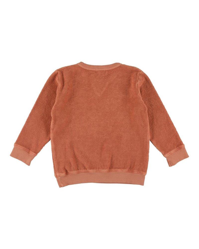 Sweater - Kiss Wigwam Ginger