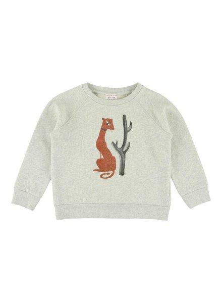 OUTLET // Sweater - Bass Puma Greymelange
