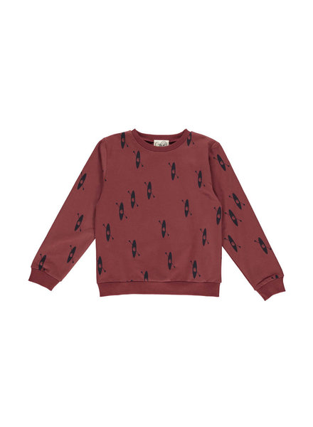OUTLET // Sweater - Mads Burgendy