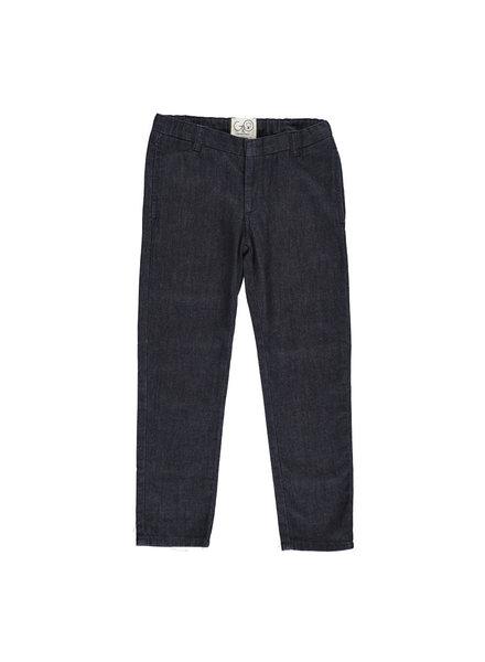 Pants - Bruno Dark Blue