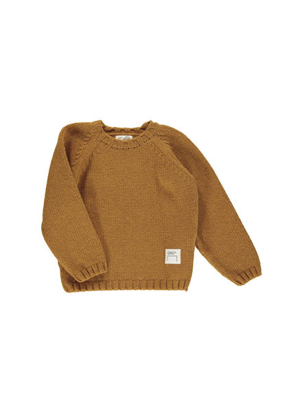 OUTLET // Sweater - Helmuth Ochre