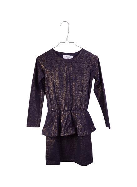 Dress - Shimmer Navy