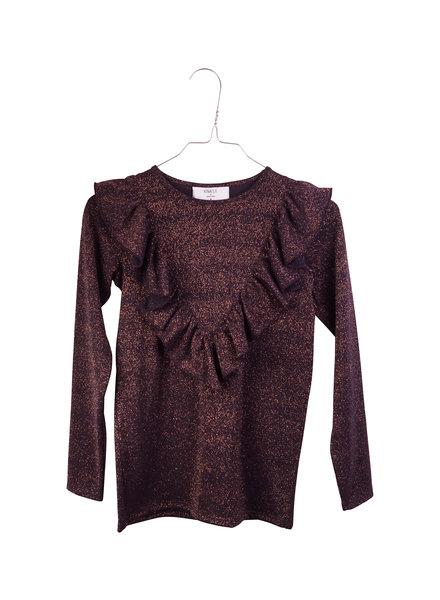 Longsleeve - Purple Bronze