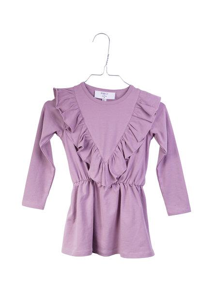 Dress - Agnes Elderberry Rose