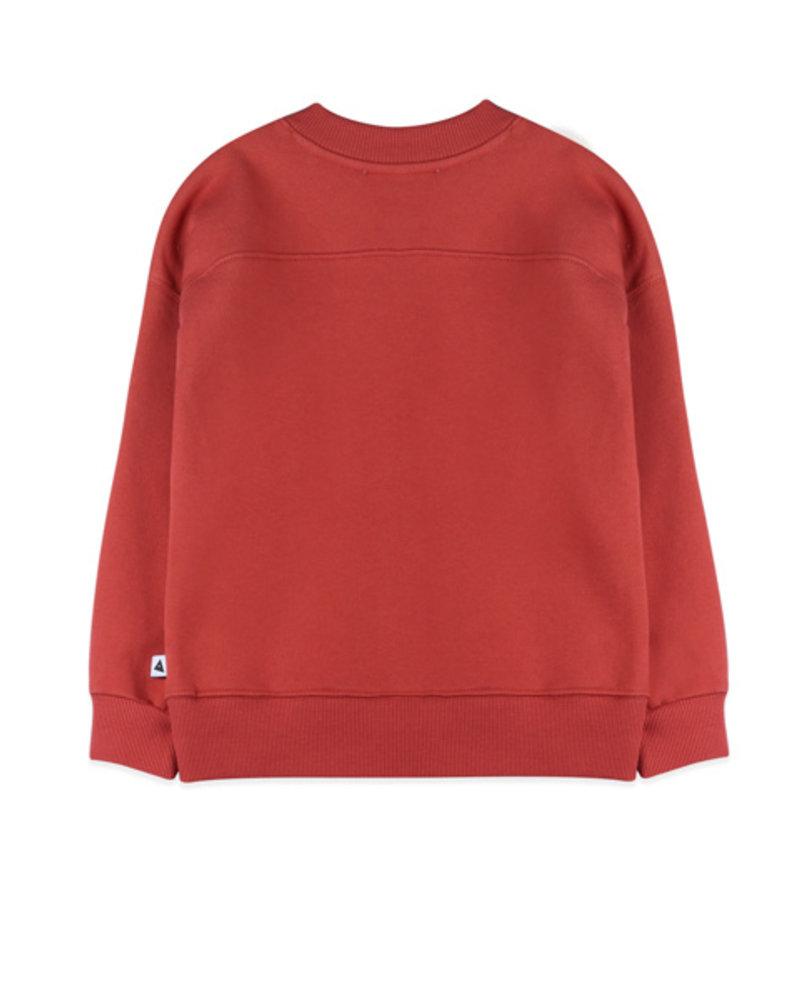 Sweater - Rocky Warm Red