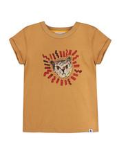 AmmeHoela T-shirt - Zoe Light Camel