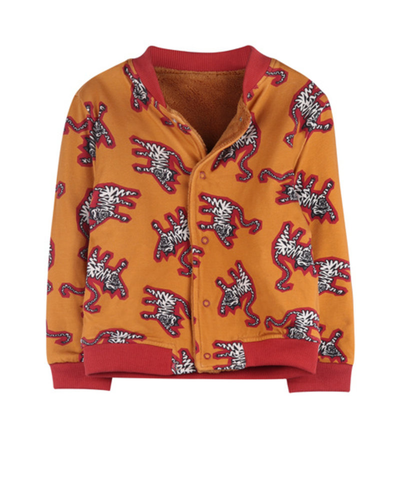 Jacket - Ollie Tiger Yellow