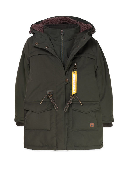 Jacket - Storm Dark Army