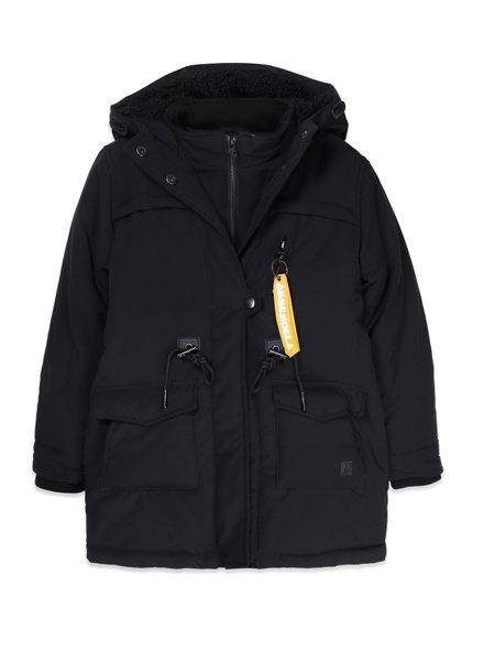 Jacket - Storm Black