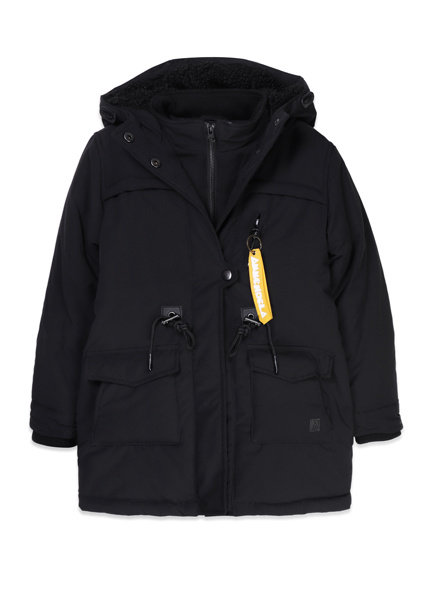 OUTLET // Jacket - Storm Black