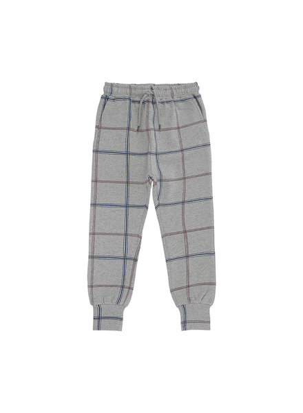 OUTLET // Pants - Jules Trellis Neppy Grey Melange