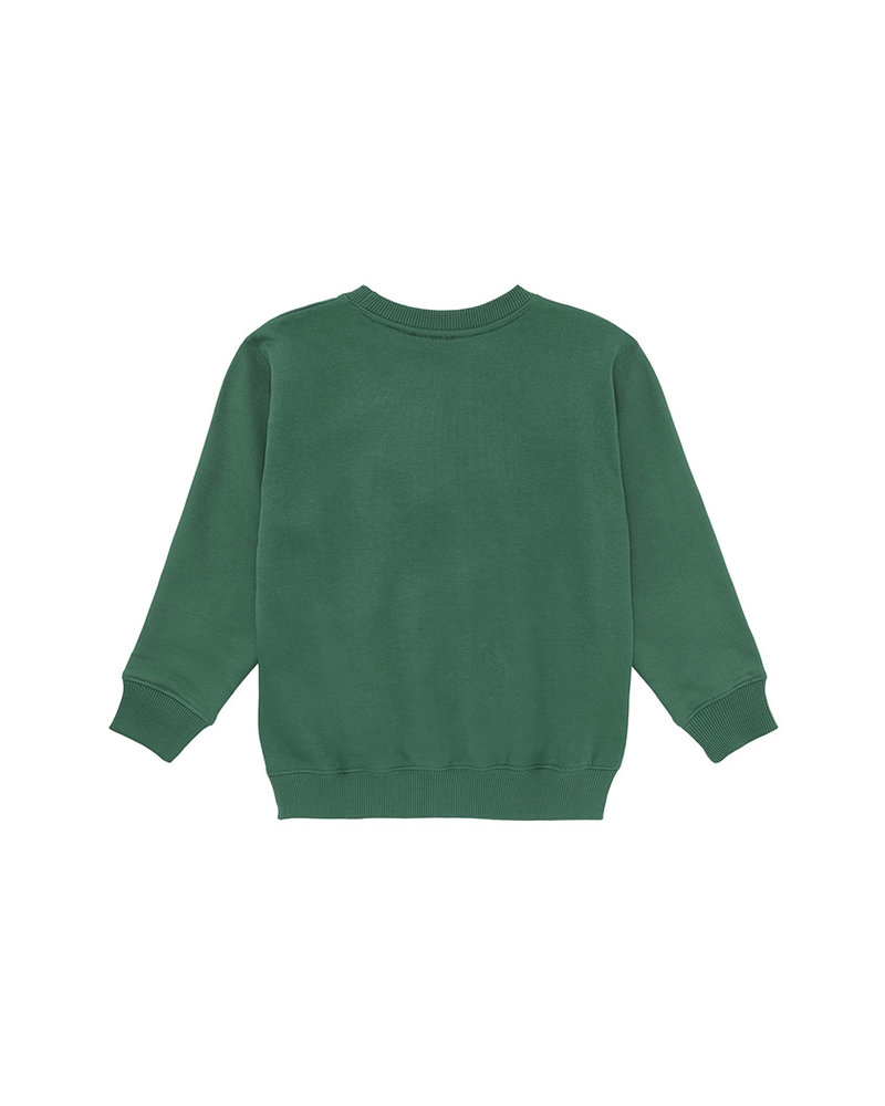 Sweatshirt - Baptiste Donkeyfruit Verdant Green