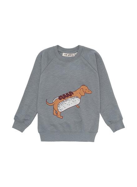 Sweatshirt - Chaz Trooper Hotdog