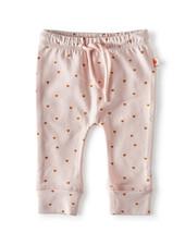 Little Label babybroekje - light pink hearts
