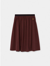 Midi skirt - Striped