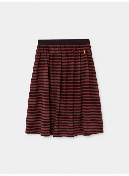 Midi skirt - Striped