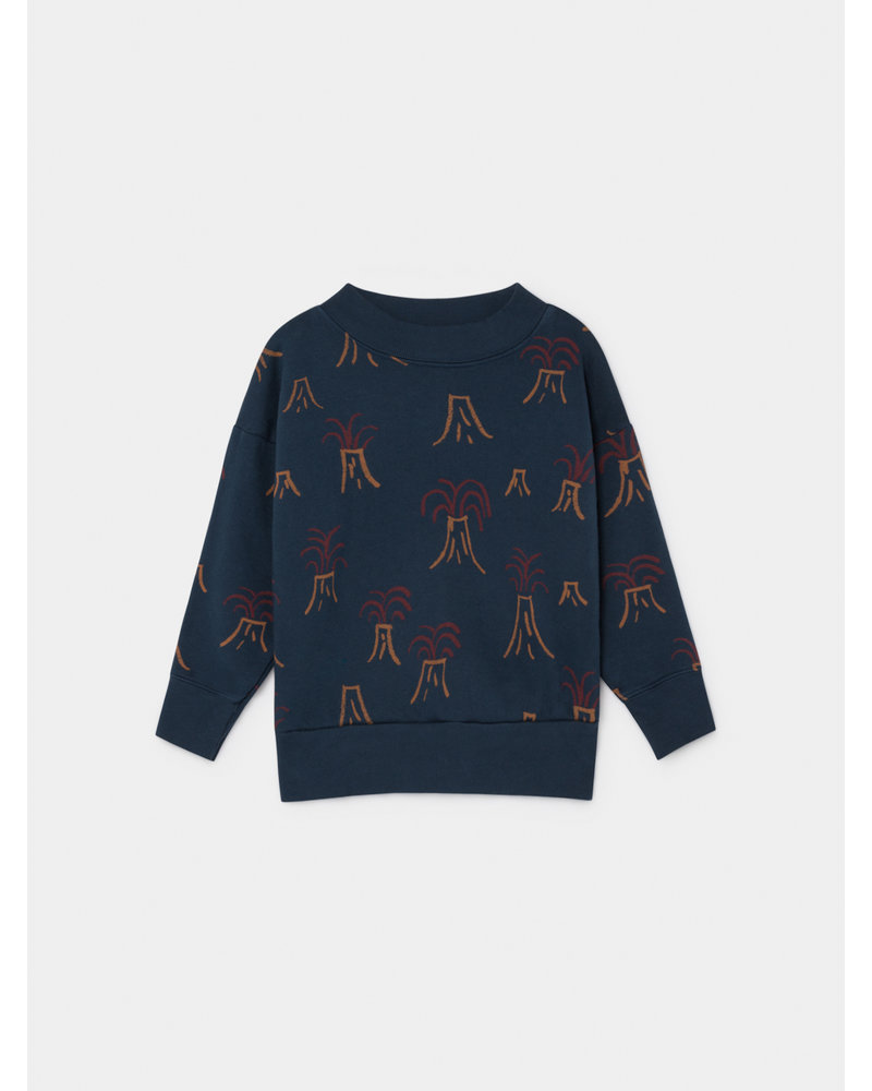 Sweater - All Over Volcano