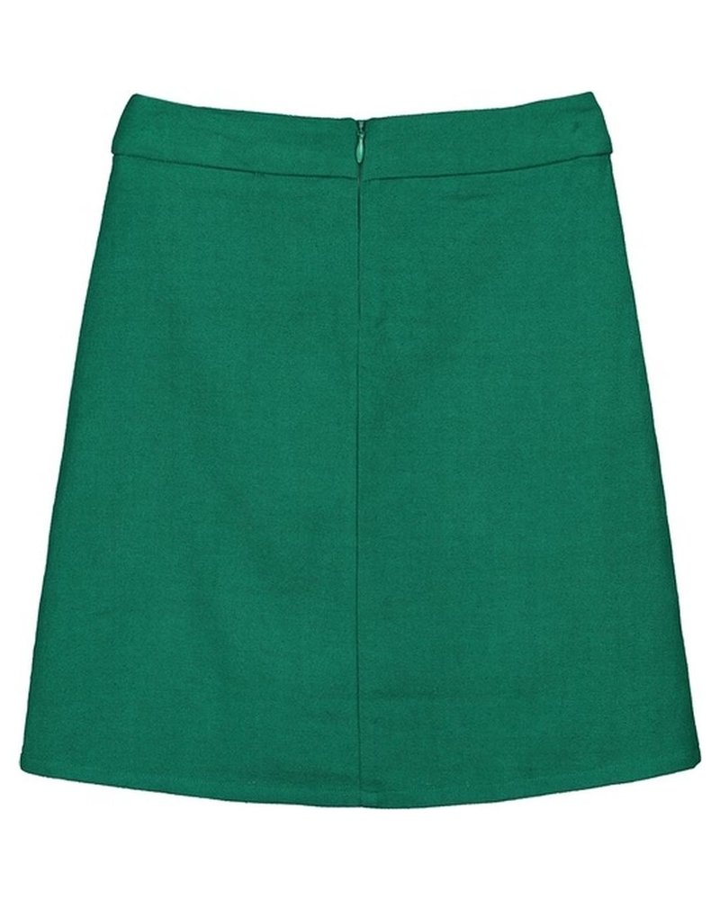 OUTLET // Skirt - Roxie Bright Green