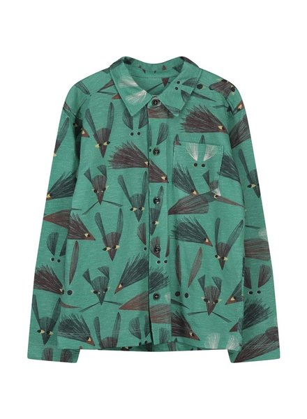 OUTLET // Shirt - Eero Green