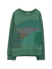 Sweater - Toon Warm Green