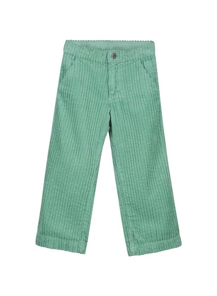 OUTLET // Pants - Ini pastel Green