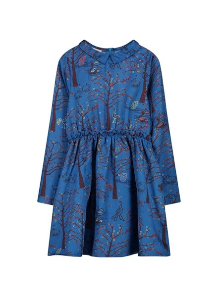 Dress - Tinka Lake Blue