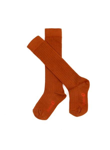 Kneesocks - Jordan Biscuit Brown