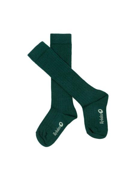 Kneesocks - Jordan Dark Green