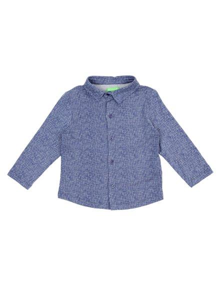 Shirt - Lucas Dark Blue