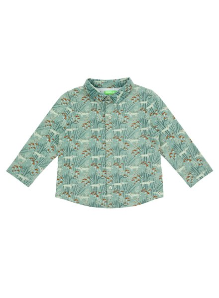Shirt - Lucas Wolves Green