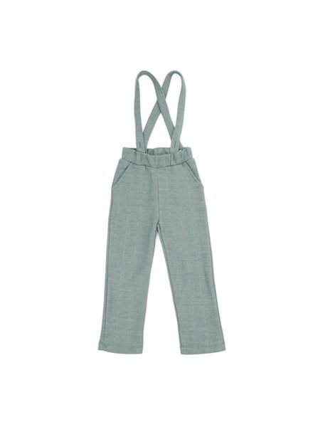 Trousers - Flor Green