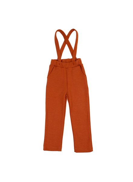 Trousers - Flor Brown