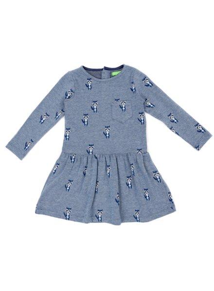 Dress - Fiona Raccoons