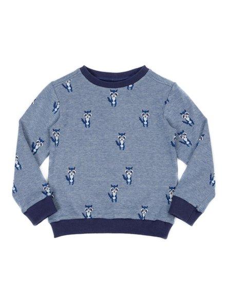 Sweater - Mika Raccoons