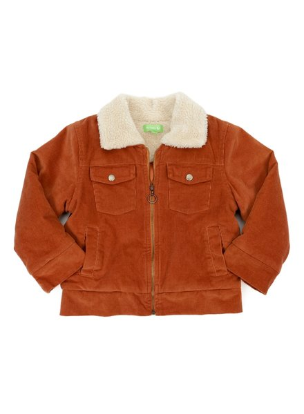 Jacket - Antoine Biscuit Brown