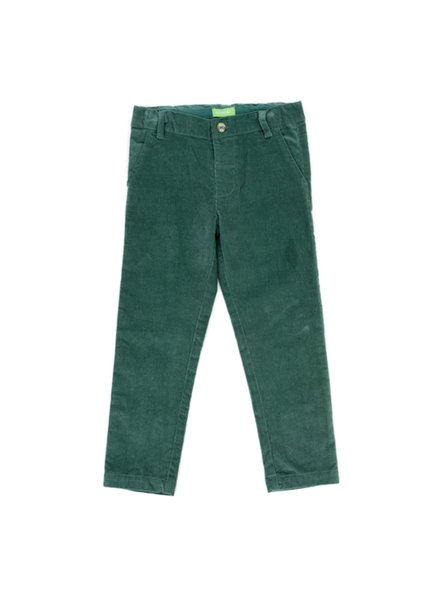 OUTLET // Trousers - Noah Dark Green