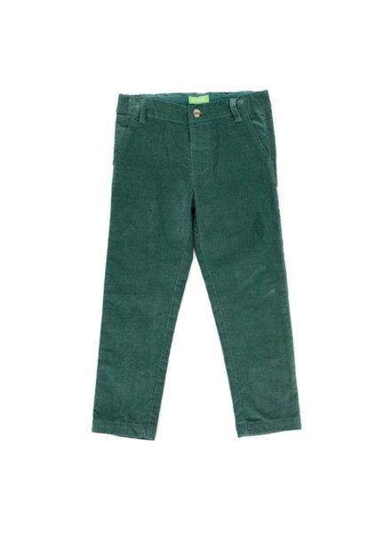 Trousers - Noah Dark Green