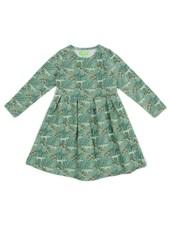Dress - Anna Wolves Green