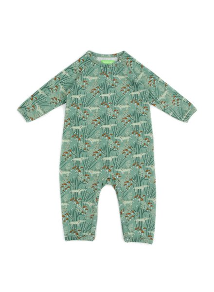 OUTLET // Babysuit - Gerard Wolves Green