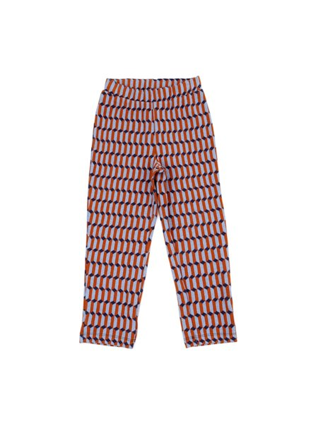 Trousers - August Blocks Blue