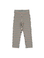 Trousers - August Blocks Green