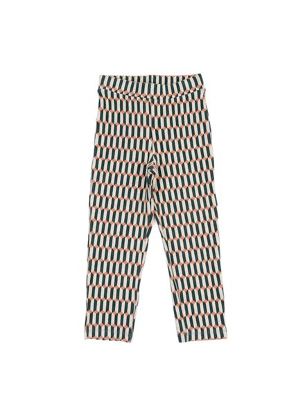 OUTLET // Trousers - August Blocks Green
