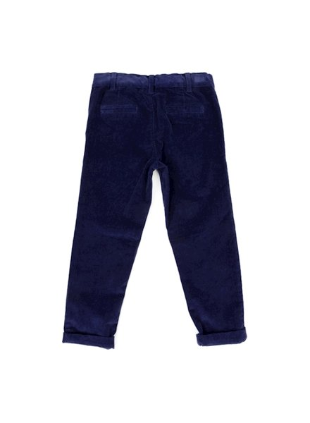 OUTLET // Trousers - Noah Dark Blue