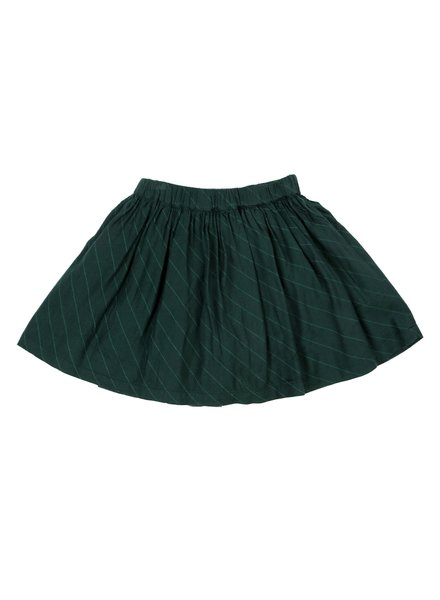 Skirt - Adele Diagonal Green