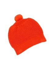 Hat - Tangerine Red