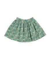 Skirt - Isadora Wolves green