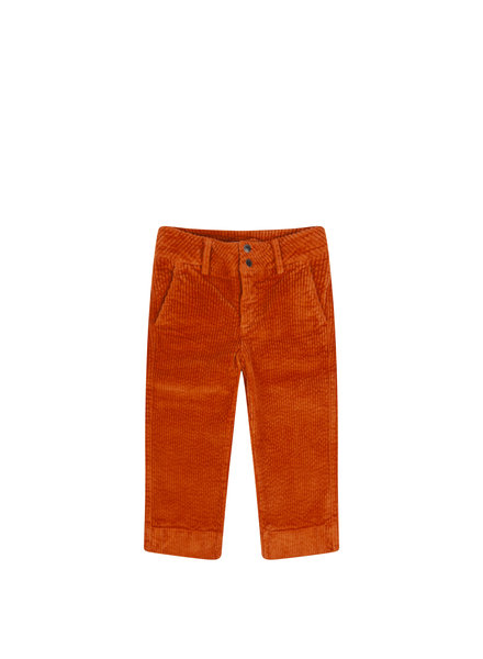 OUTLET // Wide trouser - Cinnamon