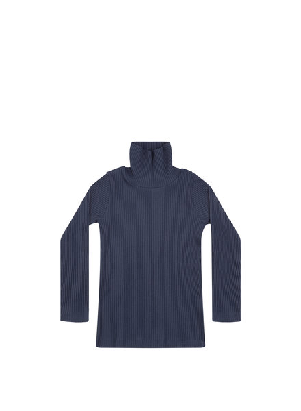 OUTLET // Turtle neck - Indigo