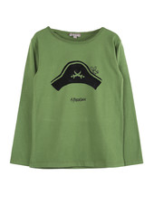 t-shirt - mousse pirate