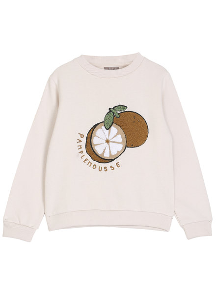 OUTLET // sweatshirt - curry
